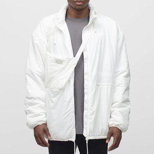 Maison Margiela Recycled Nylon Jacket in White